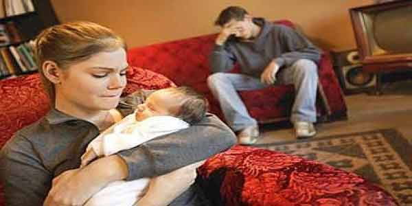 Solve Marriage Problems After Having A Baby